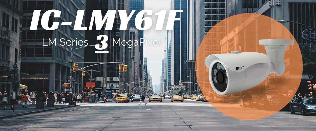 دوربین acam IC-LMY61F