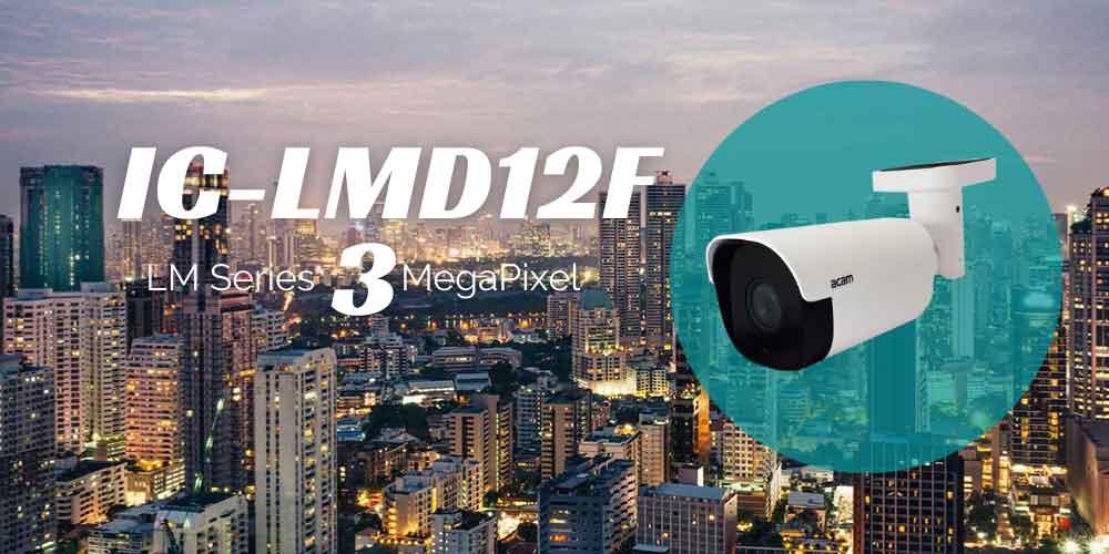 دوربین acam IC-LMD12F